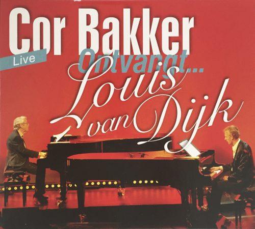 Cor Bakker ontvangt Louis van Dijk